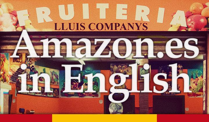Amazon.es Spain English