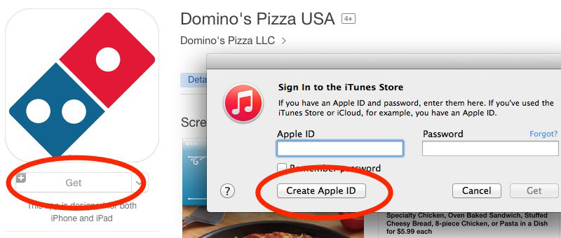 Create US Apple ID Account