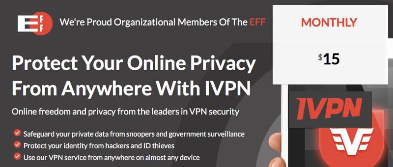 IVPN VPN Provider