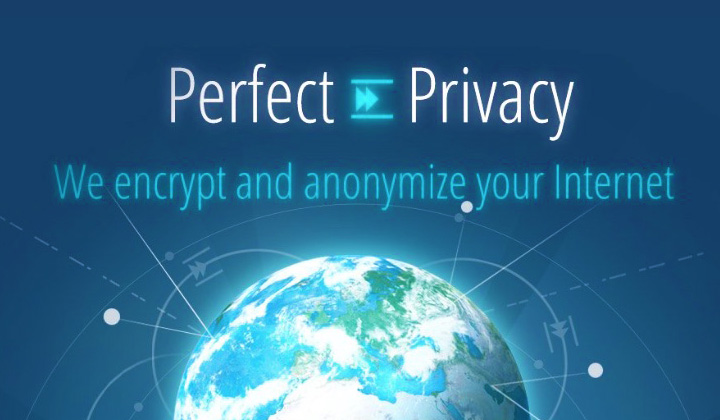 Perfect Privacy Encrypt and Anonymize Internet