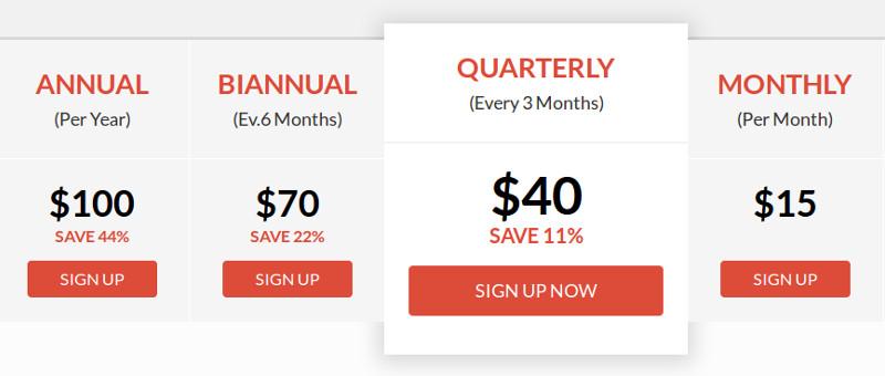 IVPN Discount Pricing Plan