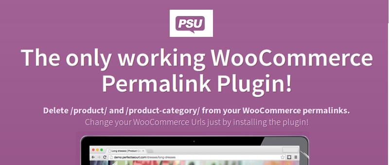 WooCommerce Permalink Plugin