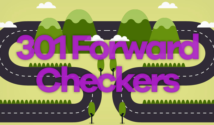 301 Forward Checkers