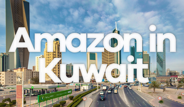 Amazon in Kuwait