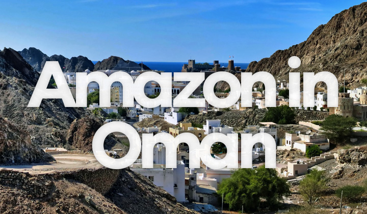 Amazon in Oman