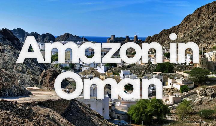 Amazon in Oman