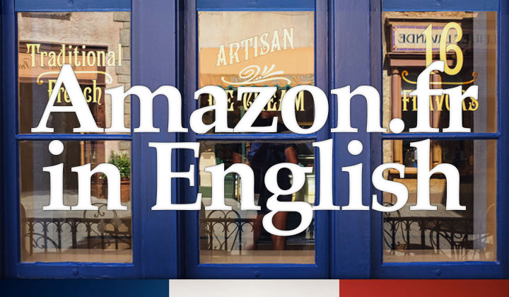 Amazon.fr France English
