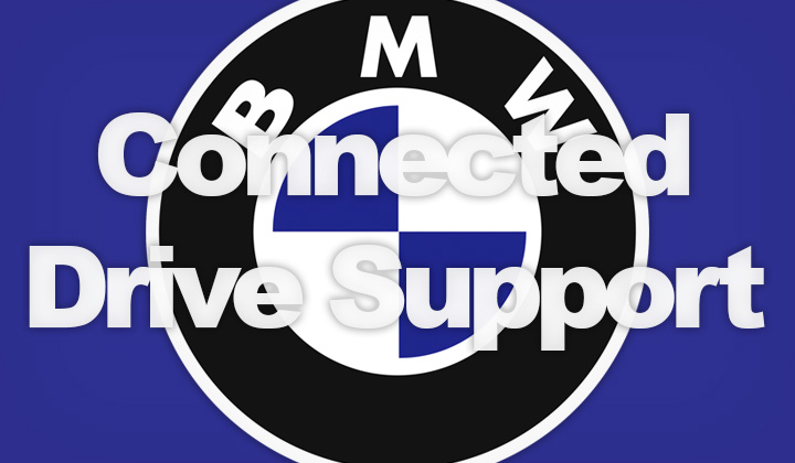 BMW ConnectedDrive Smartphone Support