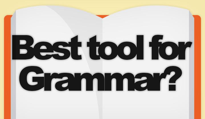 Best Grammar Tool