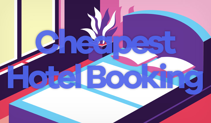 Cheapest Hotel Booking
