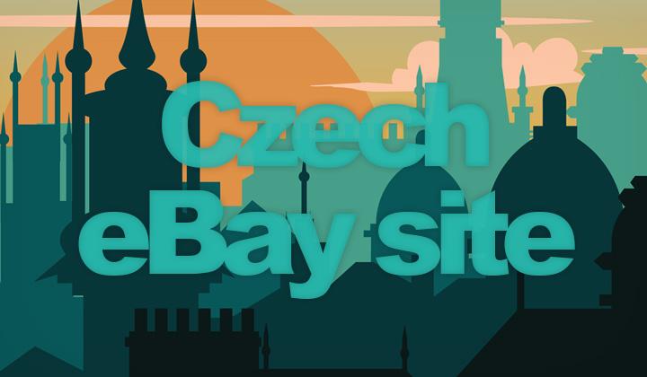 Czech eBay Site