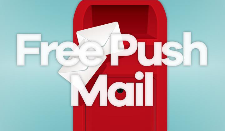 Free Push Mail