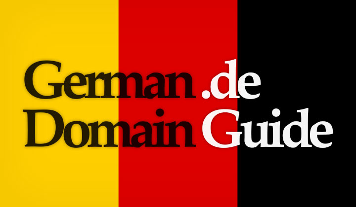 German .de Domain Guide