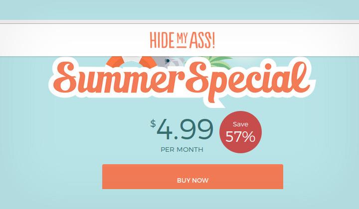 Hide My Ass Summer Special