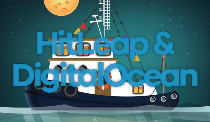 HitLeap DigitalOcean