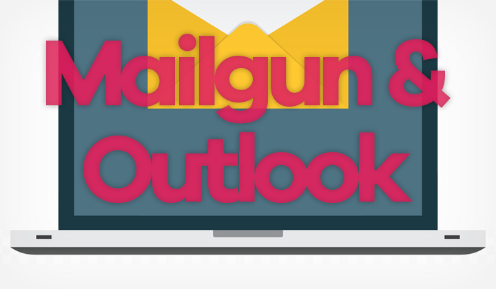Mailgun Outlook