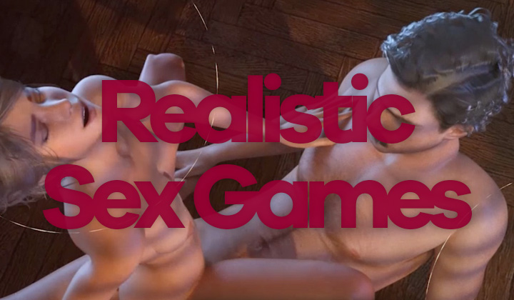 Realistic Sex Games