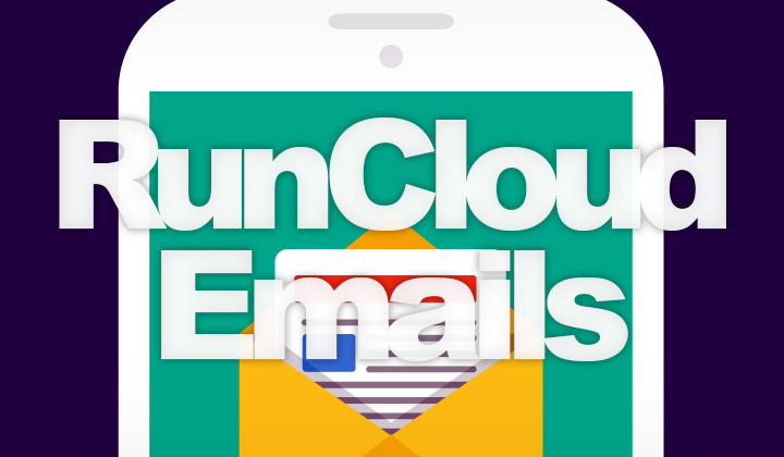 RunCloud Emails