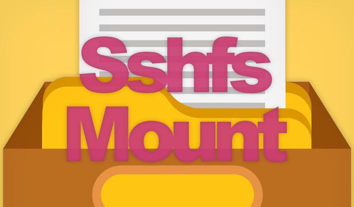 SSHFS Mount