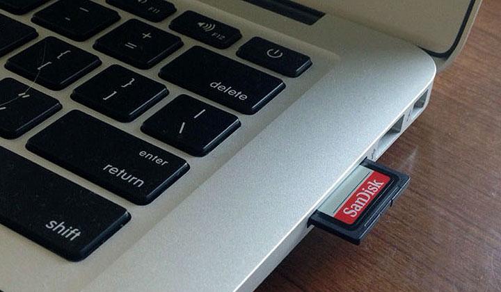 SanDisk Macbook