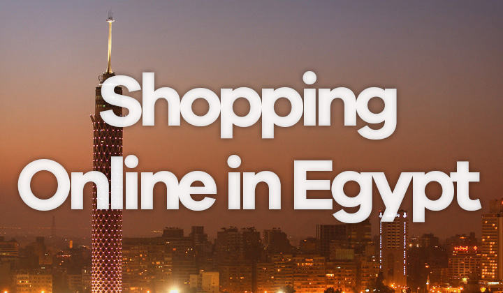 Shopping Online in Egypt