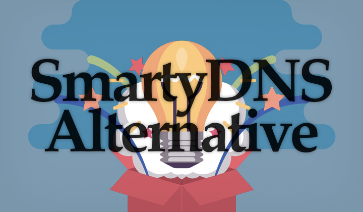 SmartyDNS Alternative