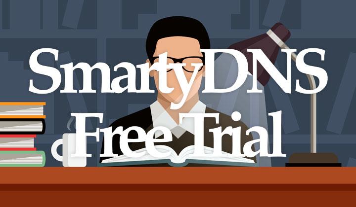SmartyDNS Free Trial