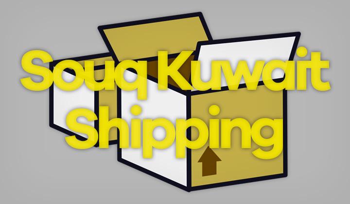 Souq Kuwait Shipping