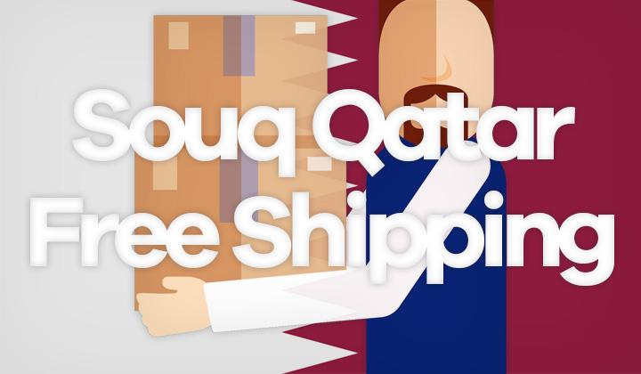 Souq Qatar Free Shipping