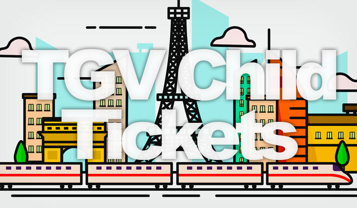 TGV Child Tickets