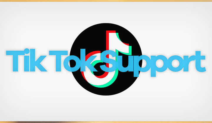 TikTok Support