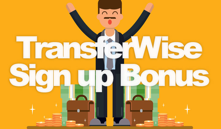 TransferWise Sign Up Bonus