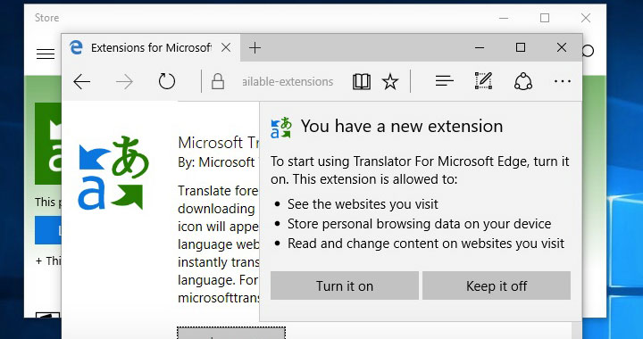 How to Translate Web Pages/Website with Edge Microsoft