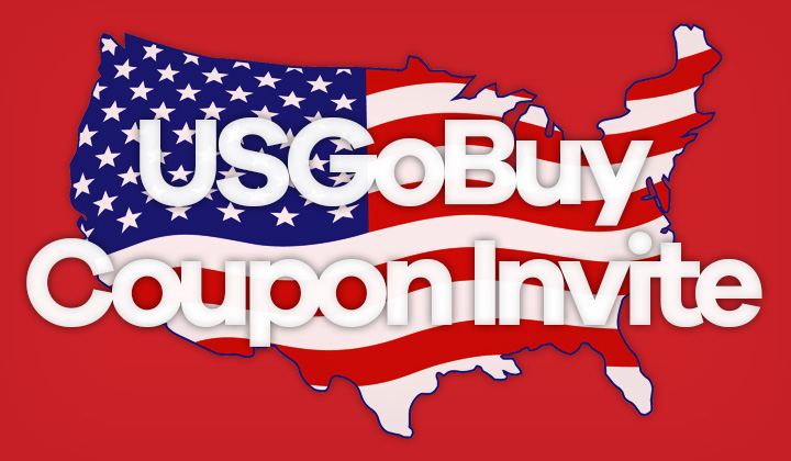 USGoBuy Coupon Invite
