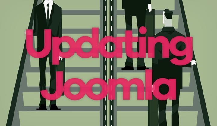 Updating Joomla