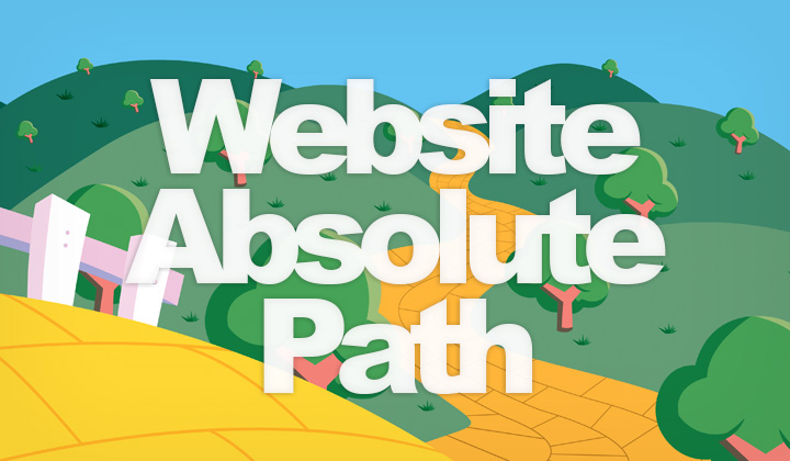 Website Absolute Path