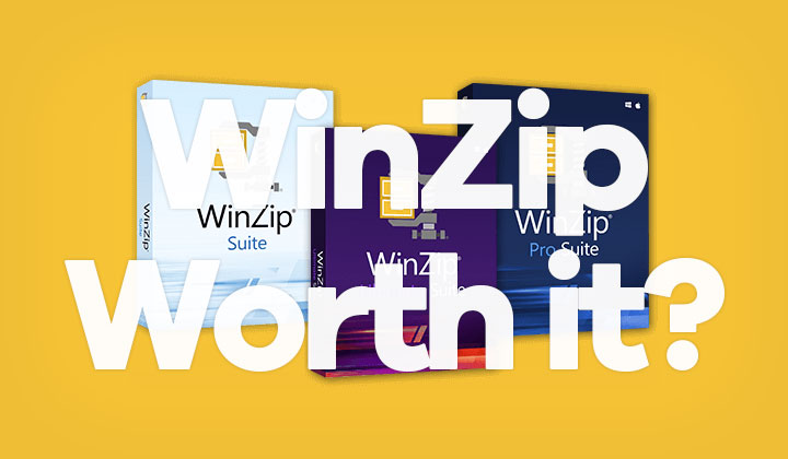 WinZip Worth It