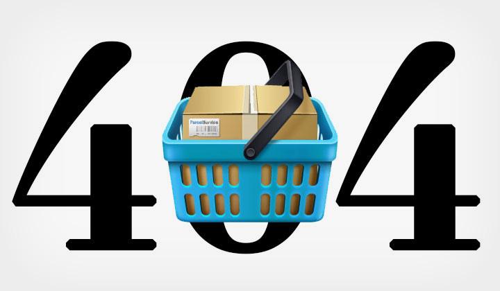 WooCommerce 404 Error