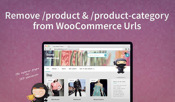 WooCommerce Perfect SEO Url
