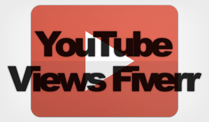 YouTube Views Fiverr