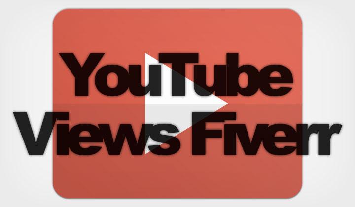 YouTube Views Fiverr