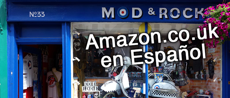 Amazon.co.uk en Español