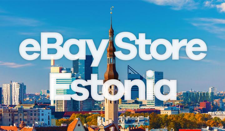 eBay Site of Estonia