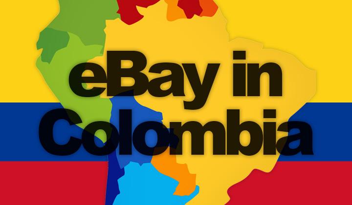 eBay in Colombia