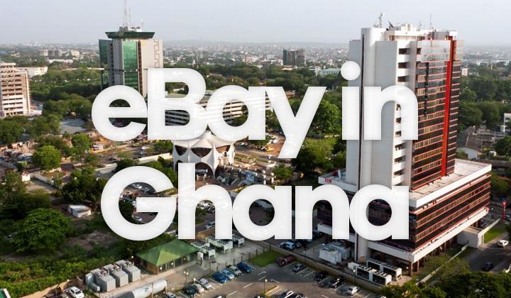eBay in Ghana