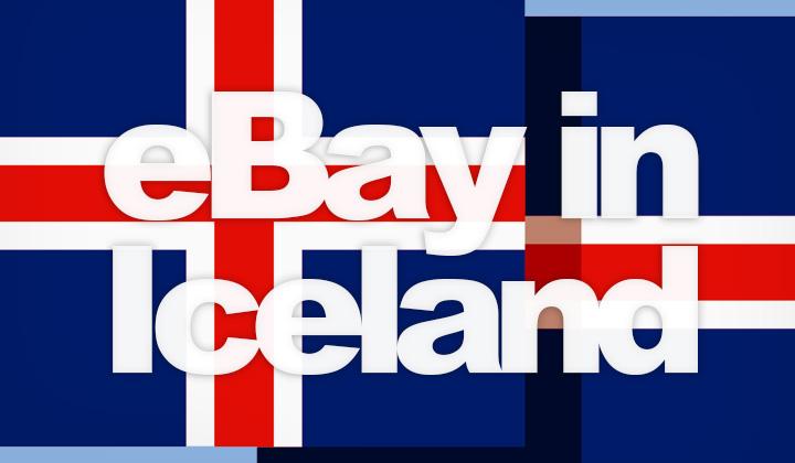 eBay in Iceland