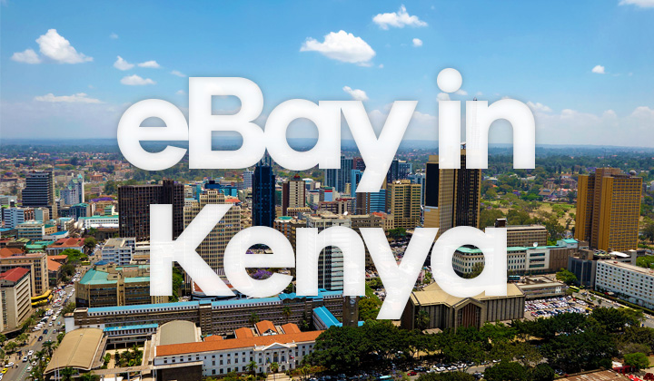 eBay in Kenya