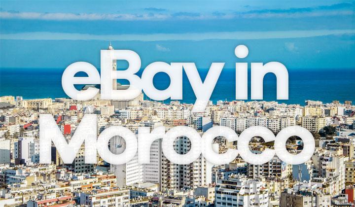 eBay in Morocco