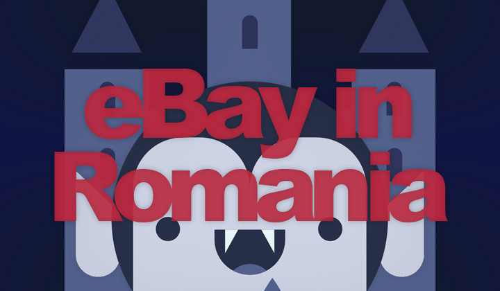 eBay in Romania