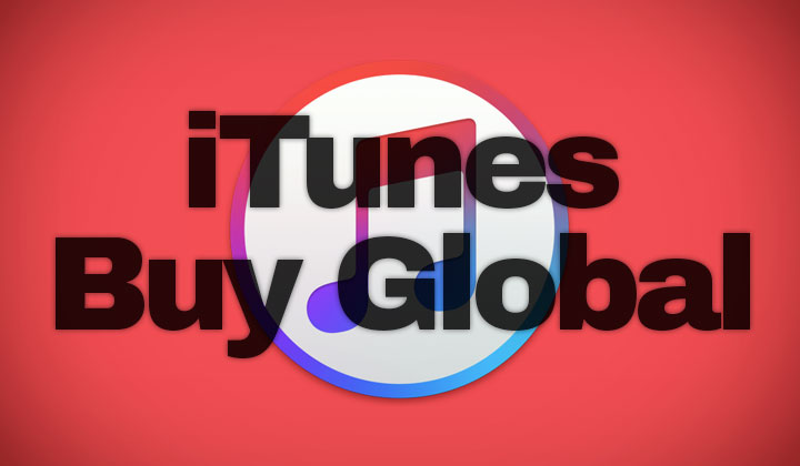 iTunes Buy Global